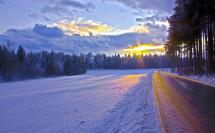 Winter im Allgäu